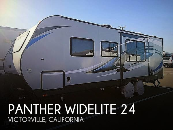 2015 Pacific Coachworks Panther Widelite 24RBS