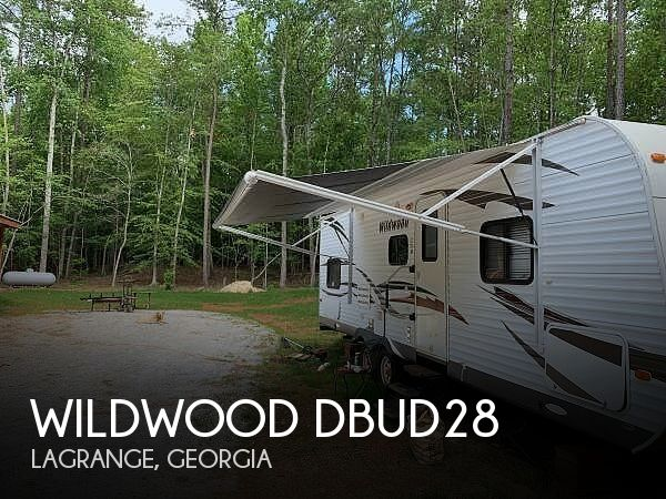 2013 Forest River Wildwood DBUD28