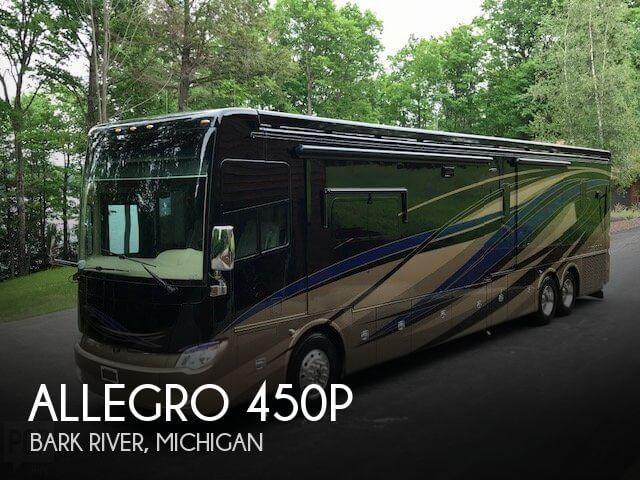 2016 Tiffin Allegro Bus 450P