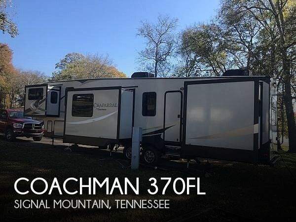 2018 Forest River Coachman 370FL