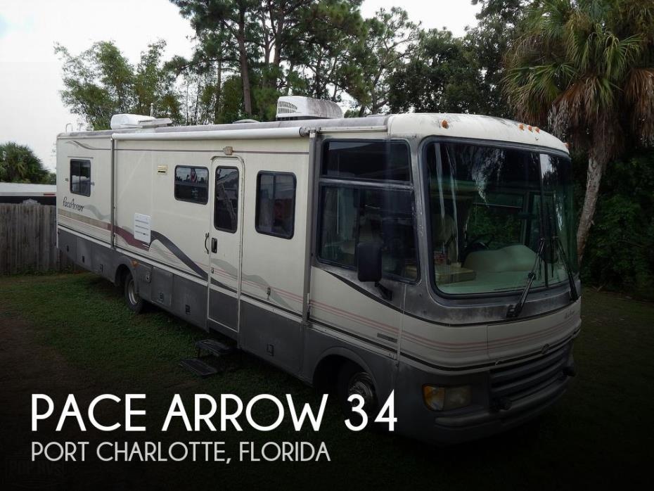 1997 Fleetwood Pace Arrow 34J