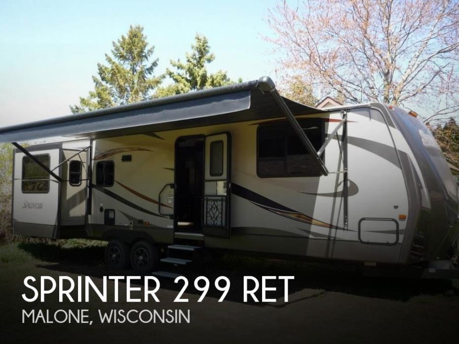 2016 Keystone Sprinter 299 RET