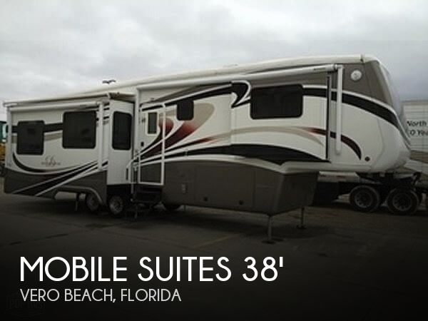 2011 DRV Mobile Suites 38RSSB3