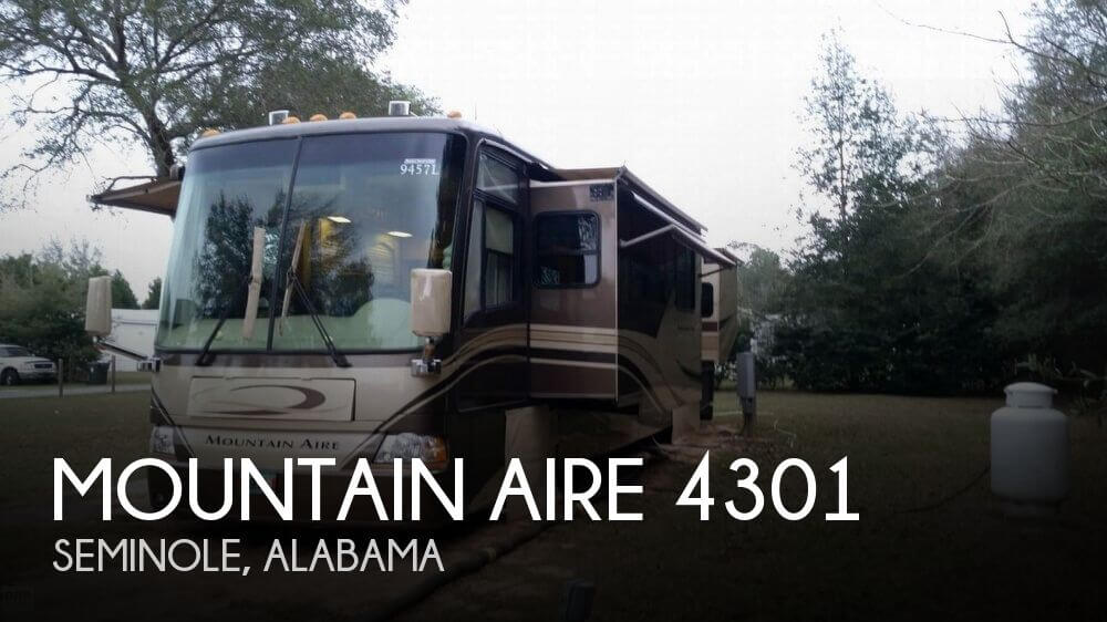 2006 Newmar Mountain Aire 4301