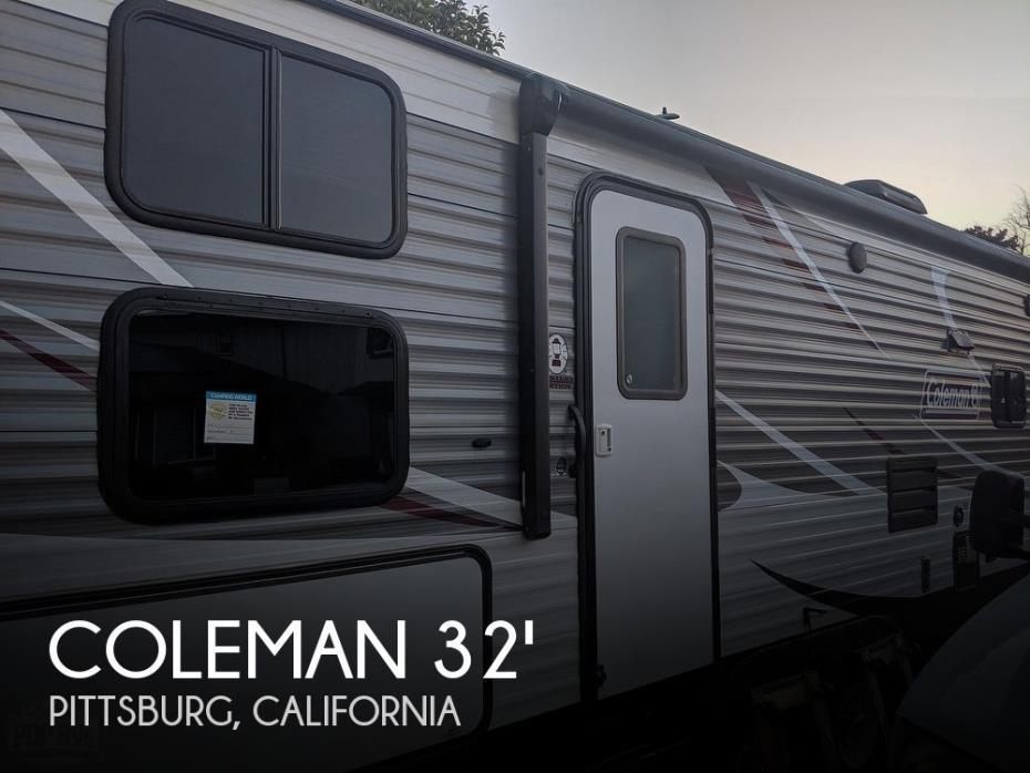 2019 Dutchmen Coleman Lantern 285BH