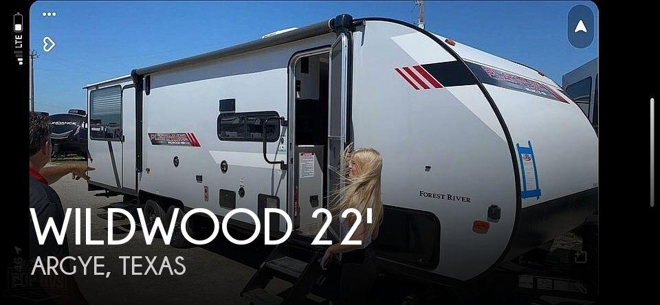 2021 Forest River Wildwood fsx platinum