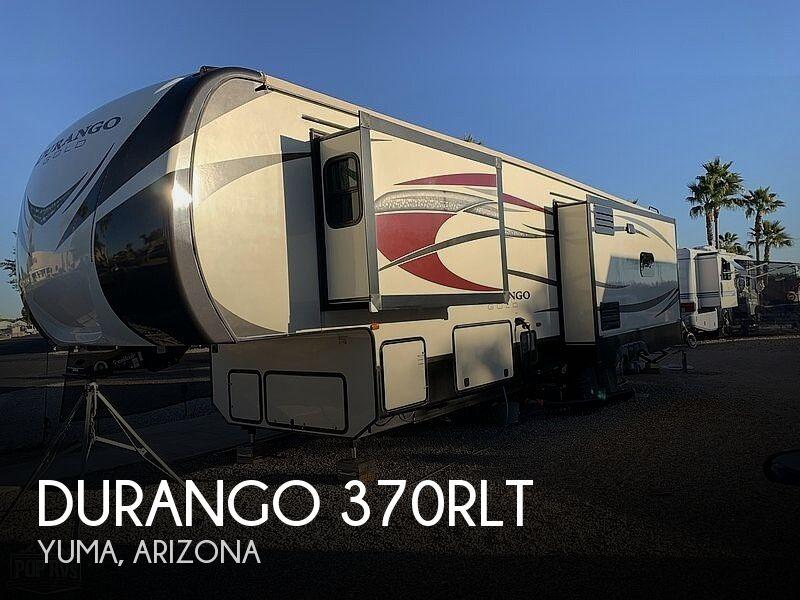 2016 KZ Durango G370RLT