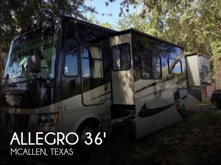 2009 Tiffin Allegro Open Road 36