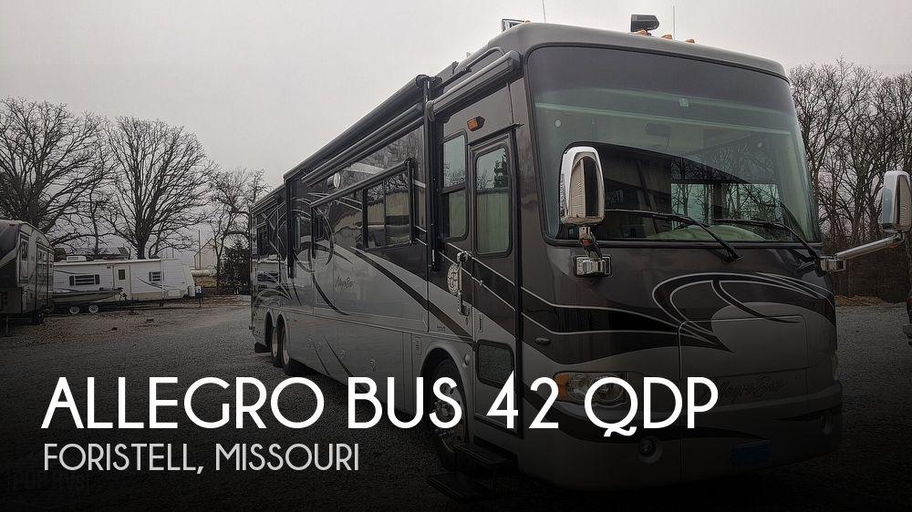 2007 Tiffin Allegro Bus 42 QDP