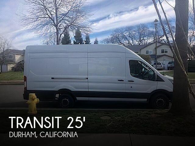2019 Ford Transit 250 Conversion Van