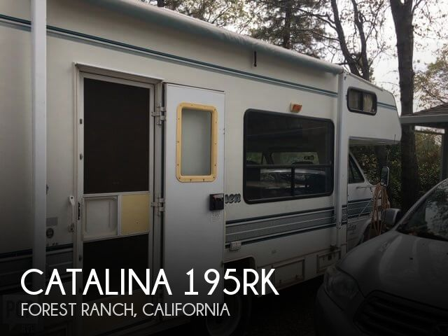 1995 Coachmen Catalina 195RK