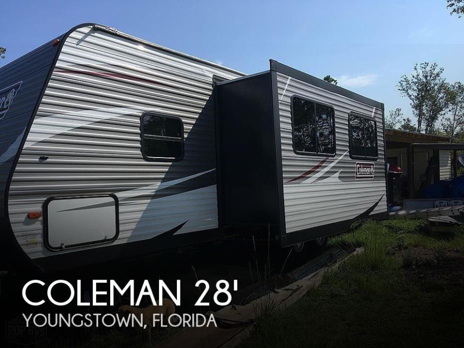 2019 Dutchmen Coleman 262BH Lantern Series