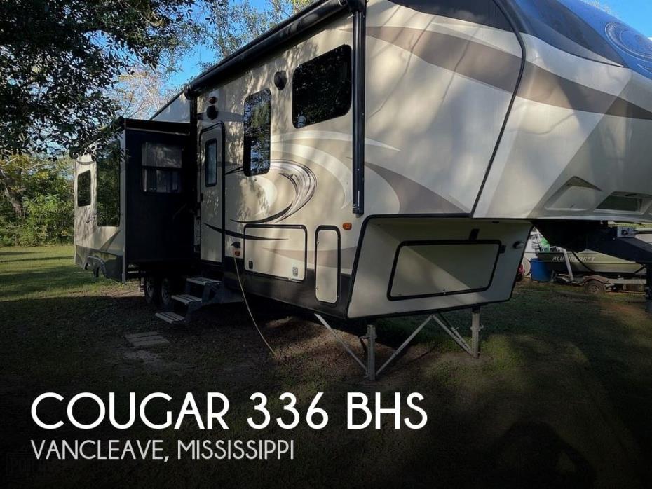 2017 Keystone Cougar 336 BHS