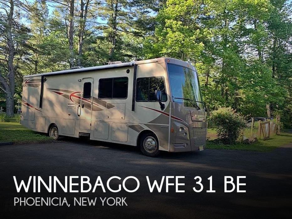 2016 Winnebago Winnebago VISTA WFE 31 BE