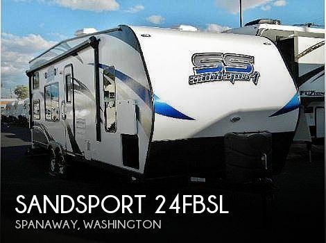 2014 Pacific Coachworks Sandsport 24FBSL