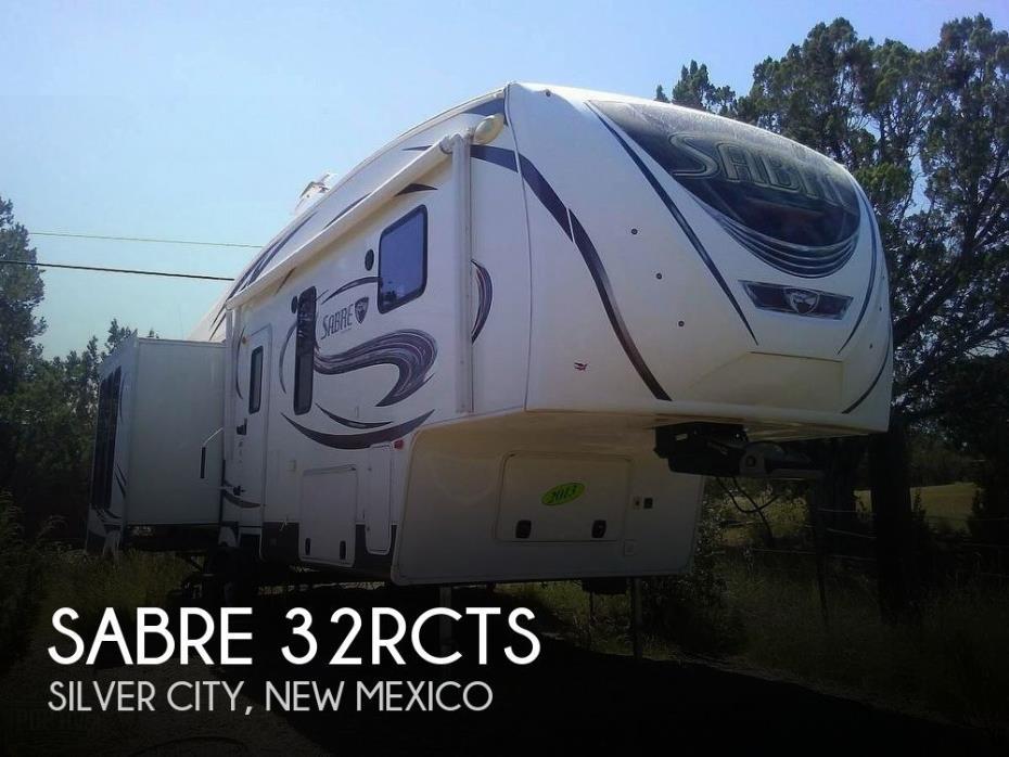 2013 Palomino Sabre 32RCTS