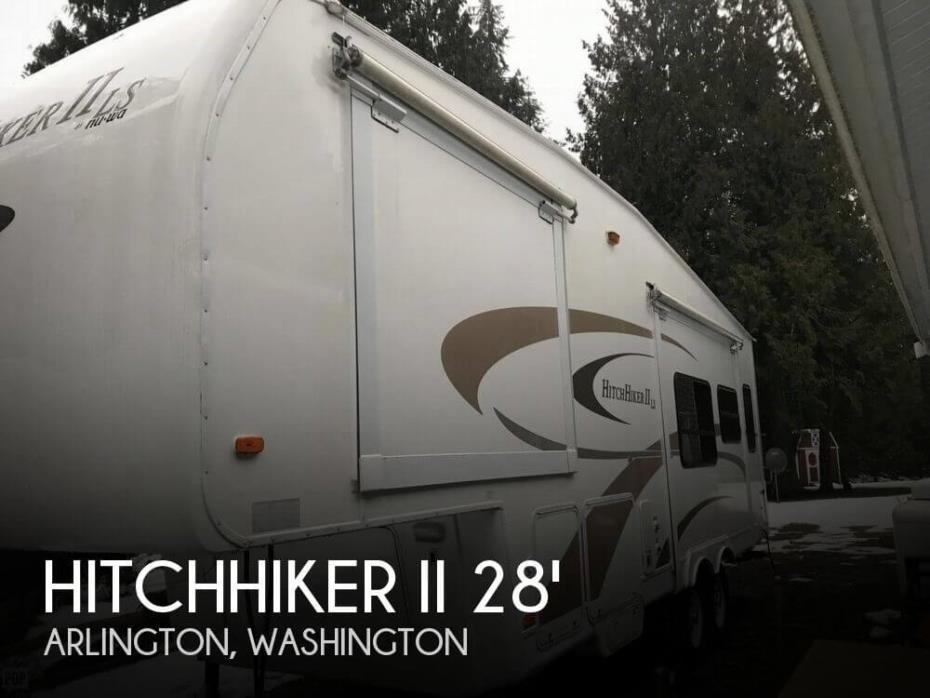 2006 NuWa Hitchhiker II 26.5 RLBG