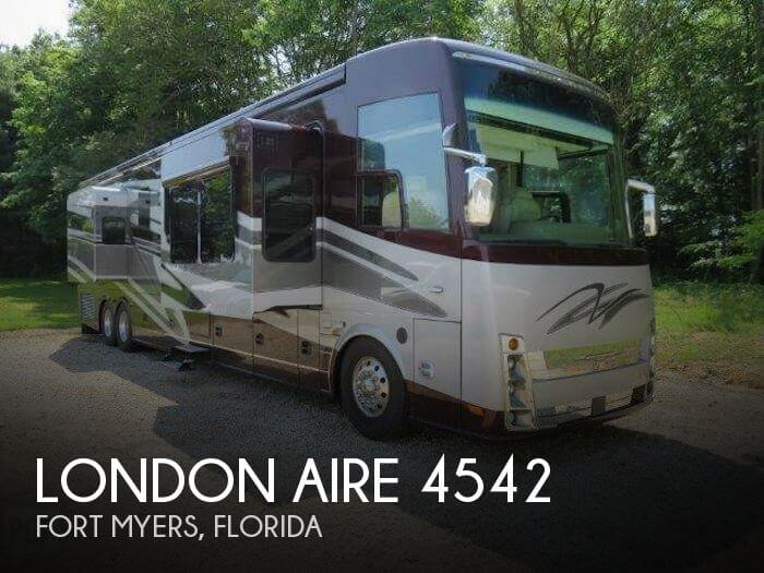 2007 Newmar London Aire 4542