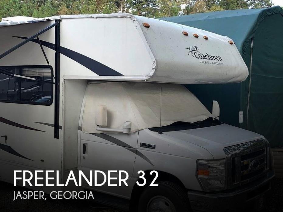 2011 Coachmen Freelander 32