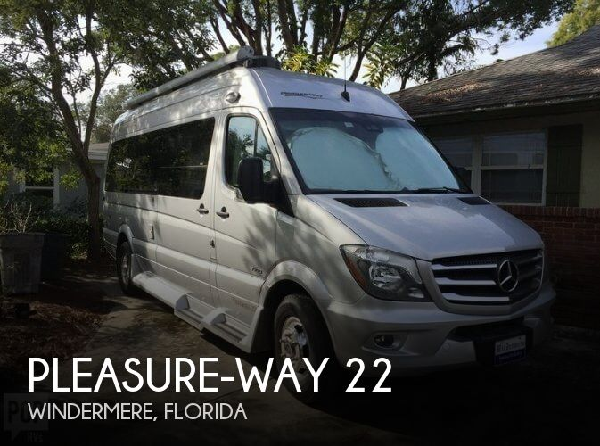 2016 Pleasure-Way Pleasure-Way 22