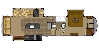 2014 Heartland Bighorn 3260 Elite