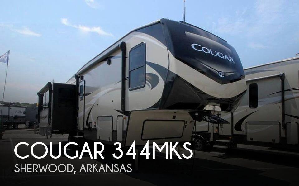 2019 Keystone Cougar 344MKS