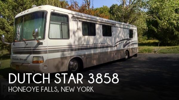 1999 Newmar Dutch Star 3858