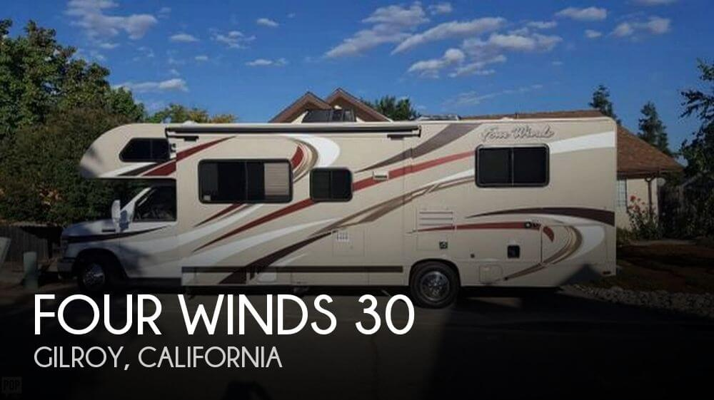 2017 Thor Motor Coach Four Winds 30
