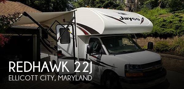 2019 Jayco Redhawk 22A
