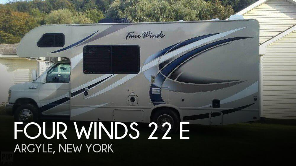 2018 Thor Motor Coach Four Winds 22 E