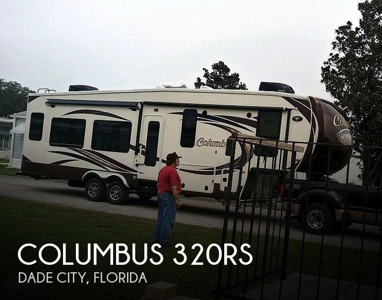 2016 Palomino Columbus 320RS