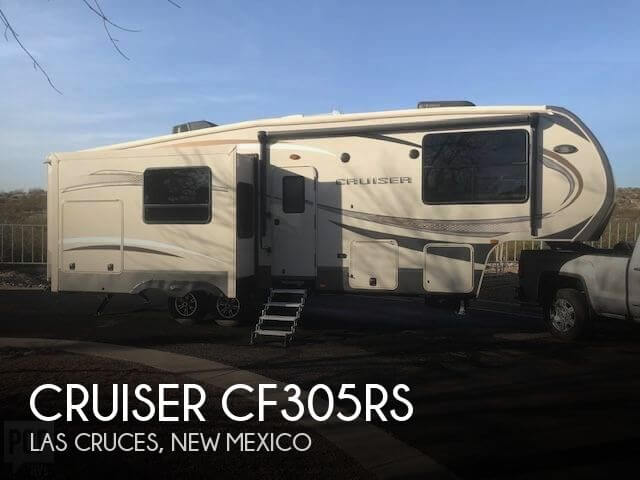 2016 CrossRoads Cruiser CF305RS