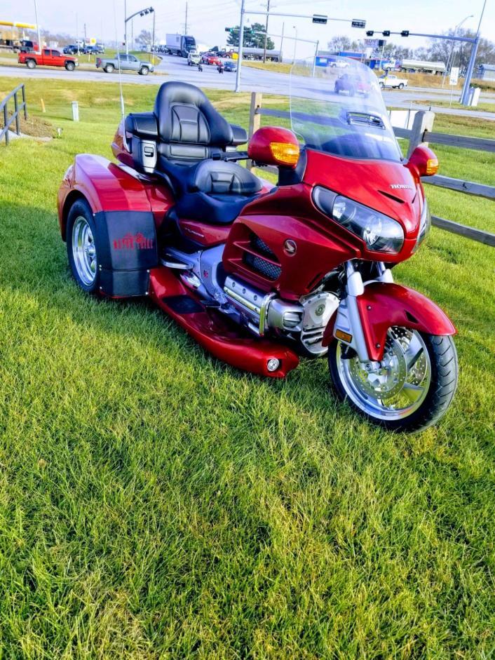 2017 Motor Trike GL1800 Trike