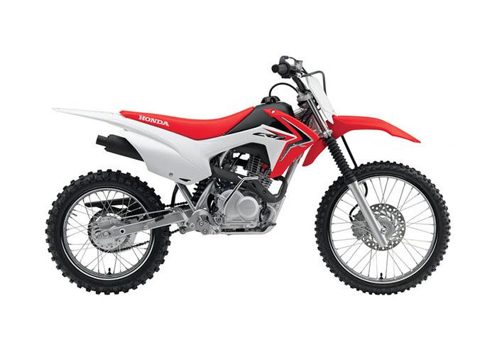 2018 Honda CRF125F (Big Wheel)