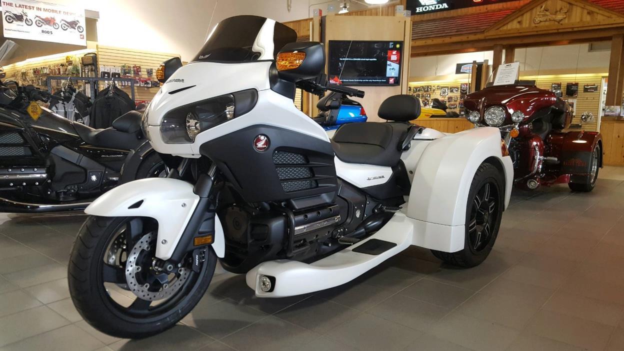 2017 Motor Trike Razor