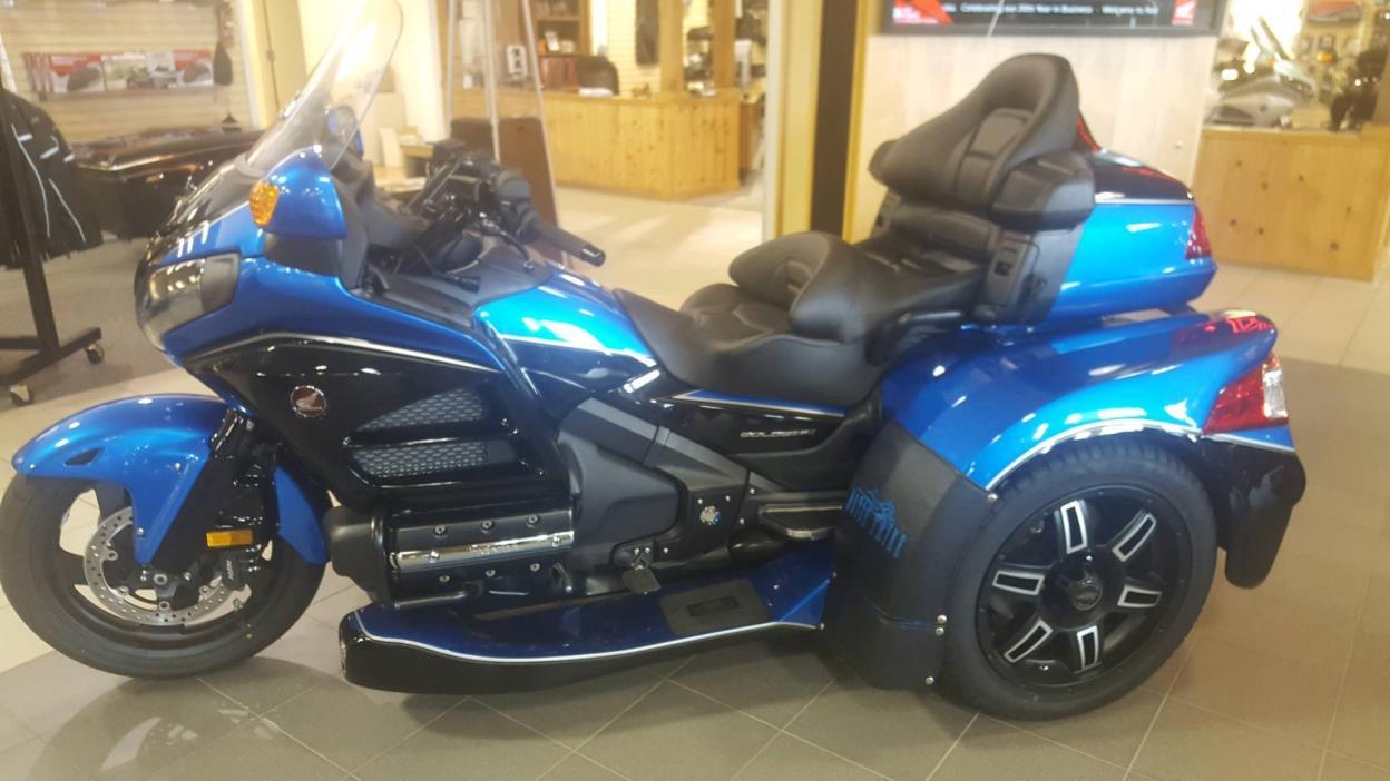 2017 Motor Trike GL1800 Motor Trike