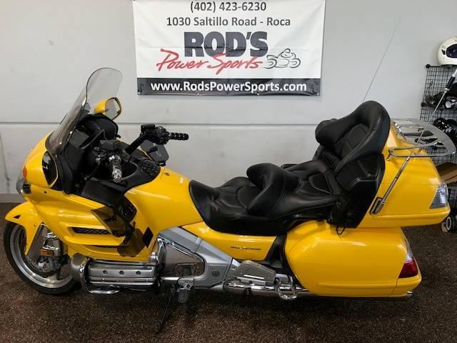 2010 Honda Gold Wing ABS