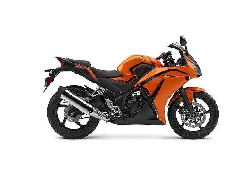 2016 Honda CBR300R ABS