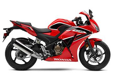 2017 Honda CBR300R