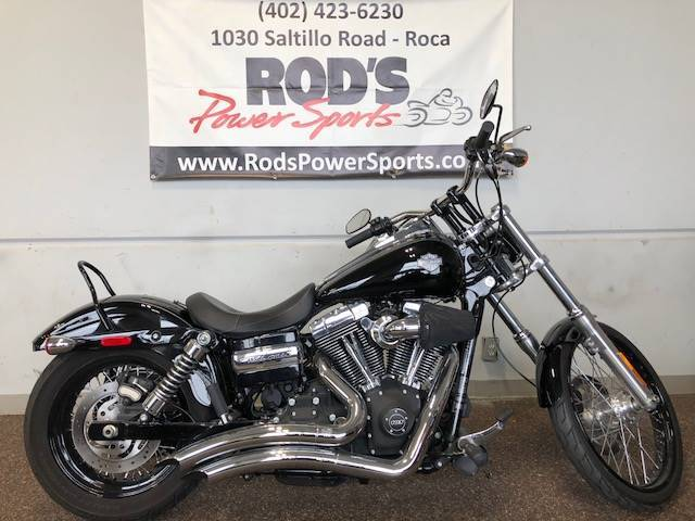 2013 Harley-Davidson Wide Glide