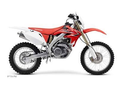2009 Honda CRF450X