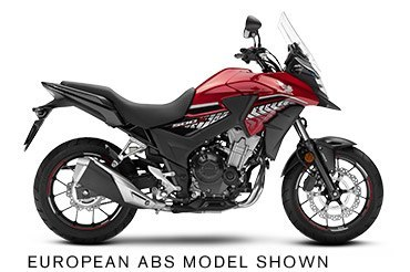 2017 Honda CB500X ABS
