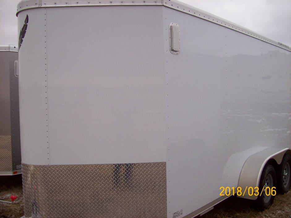 2018 Featherlite Trailers 1610-6714