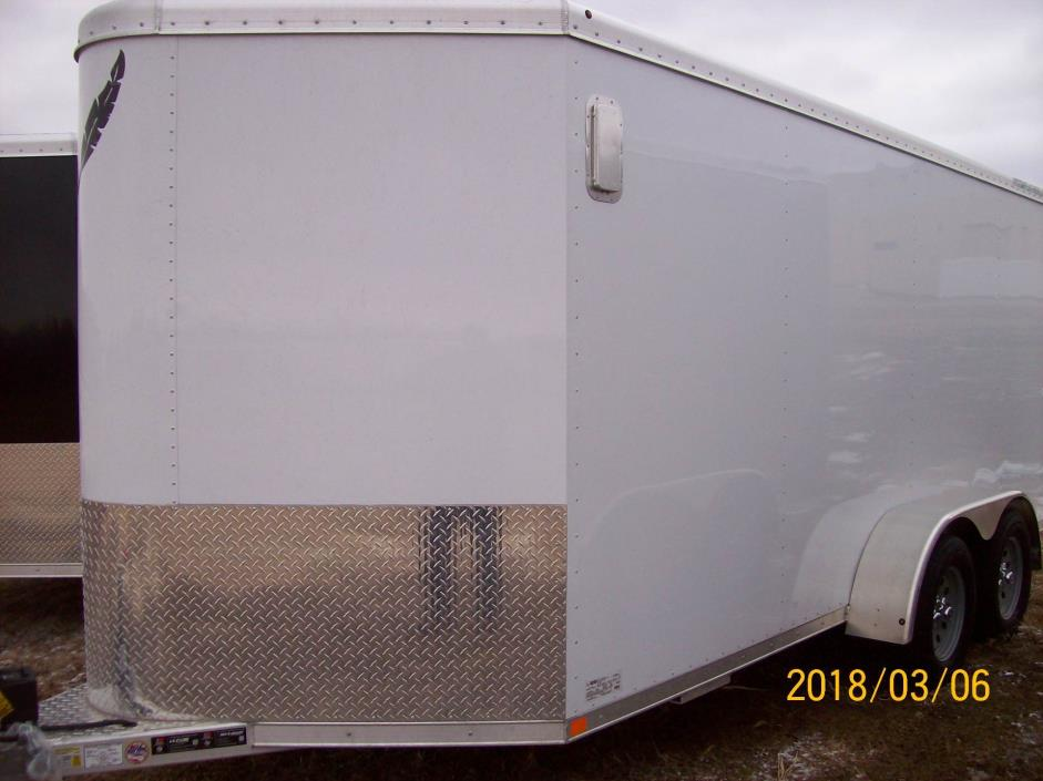 2018 Featherlite Trailers 1610-6716