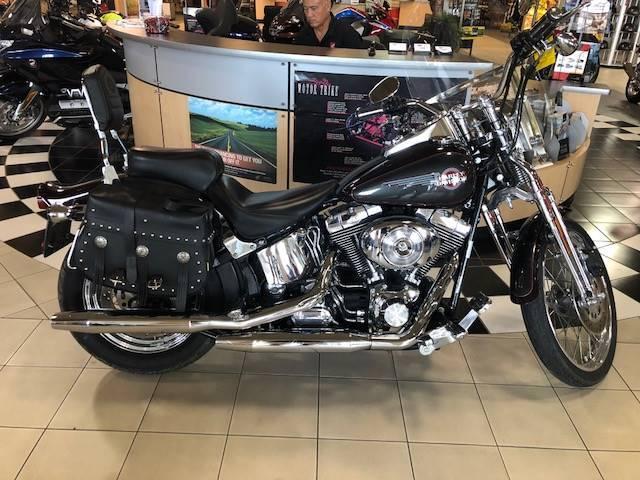 2005 Harley-Davidson FLSTSC/FLSTSCI Softail Springer Classic