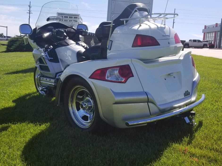 2012 Motor Trike GL1800