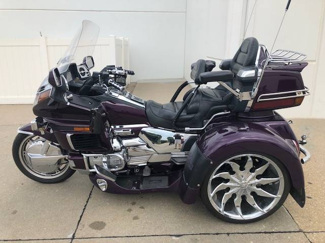 1995 Motor Trike Goldwing