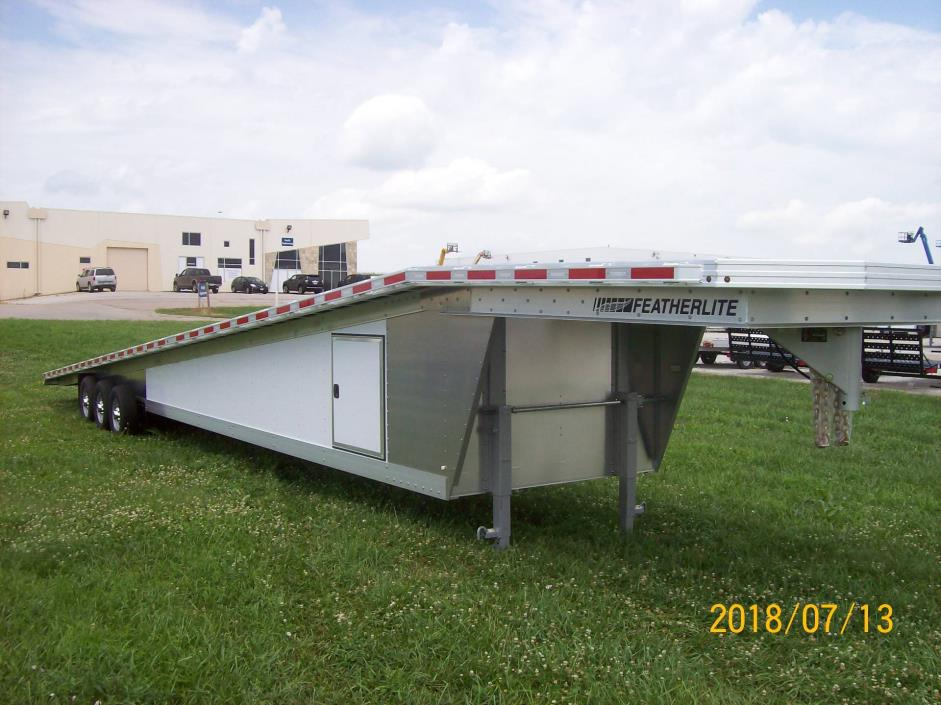 2019 Featherlite Trailers 3150-8653