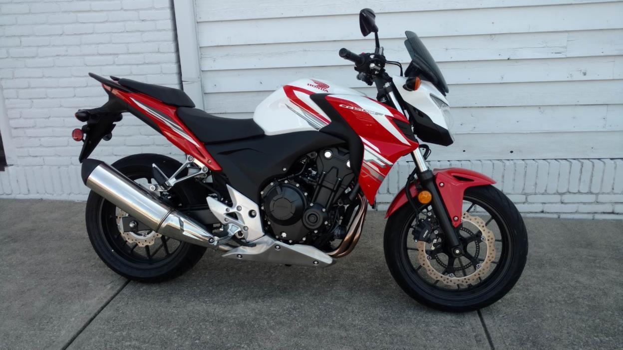 2015 Honda CB500F ABS