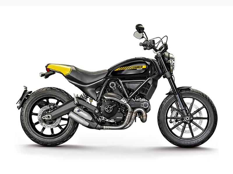 2018 Ducati Scrambler Full Throttle